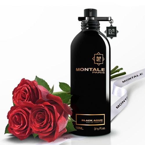 Illatvadász: Montale – Black Aoud (2006) 10/10