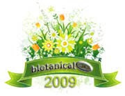 The Blotanical Awards 2009