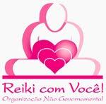 Nas minhas buscas,  encontrei a ONG REIKI COM VOCÊ…Me associei.