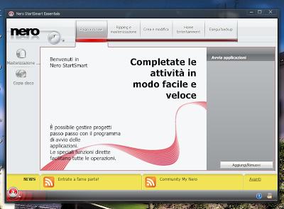 Masterizzatore nero gratis italiano scarica