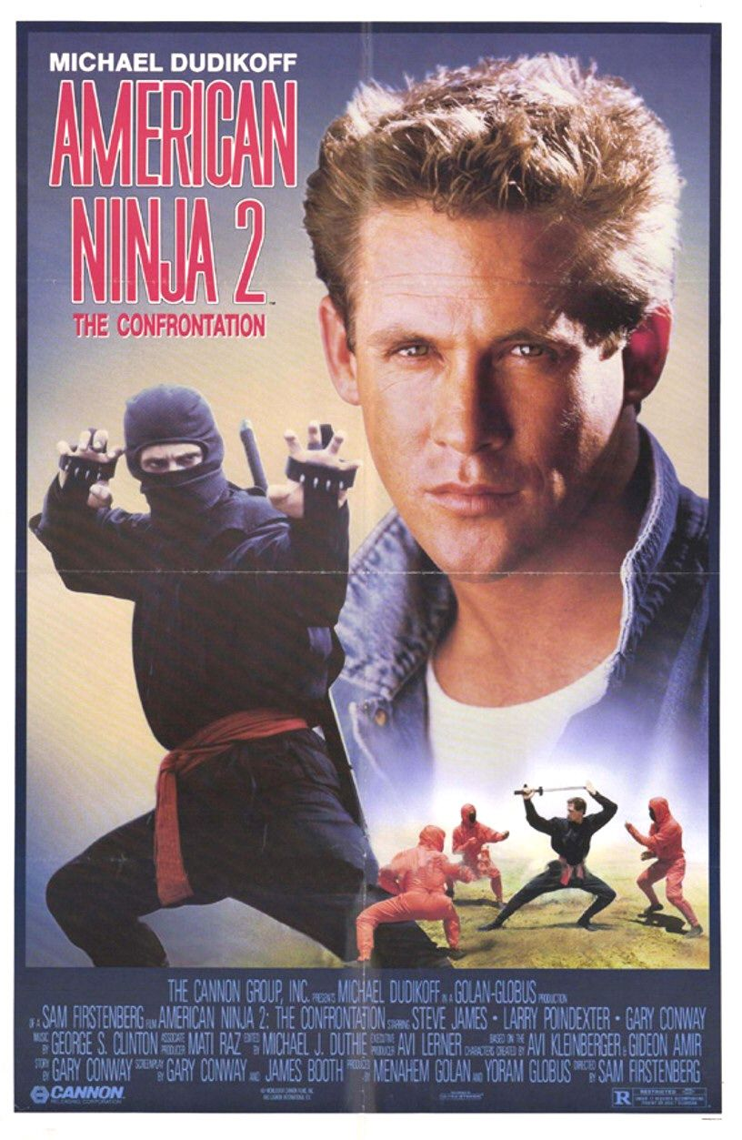 Movies In The Attic: American Ninja (The Series)