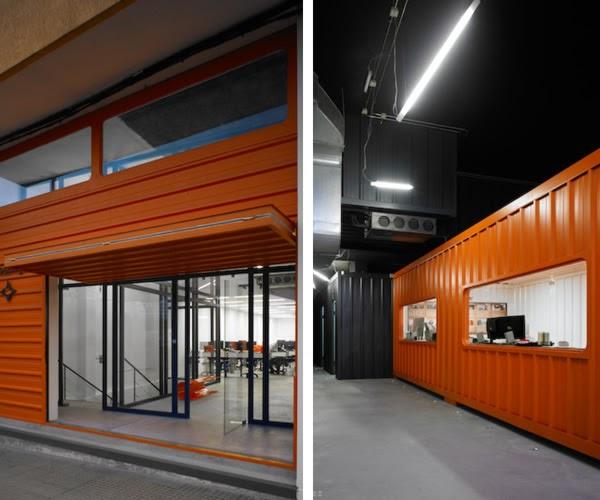 Architecture: Work Space For Modern Office Interior Design