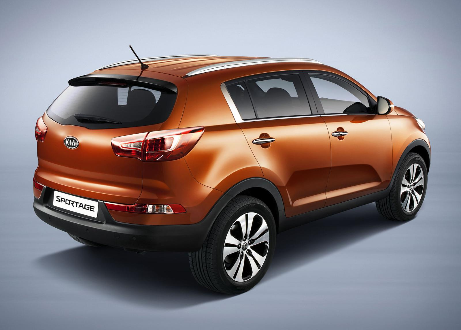 motor mania buzz 2011 kia sportage to arrive early uk. Black Bedroom Furniture Sets. Home Design Ideas