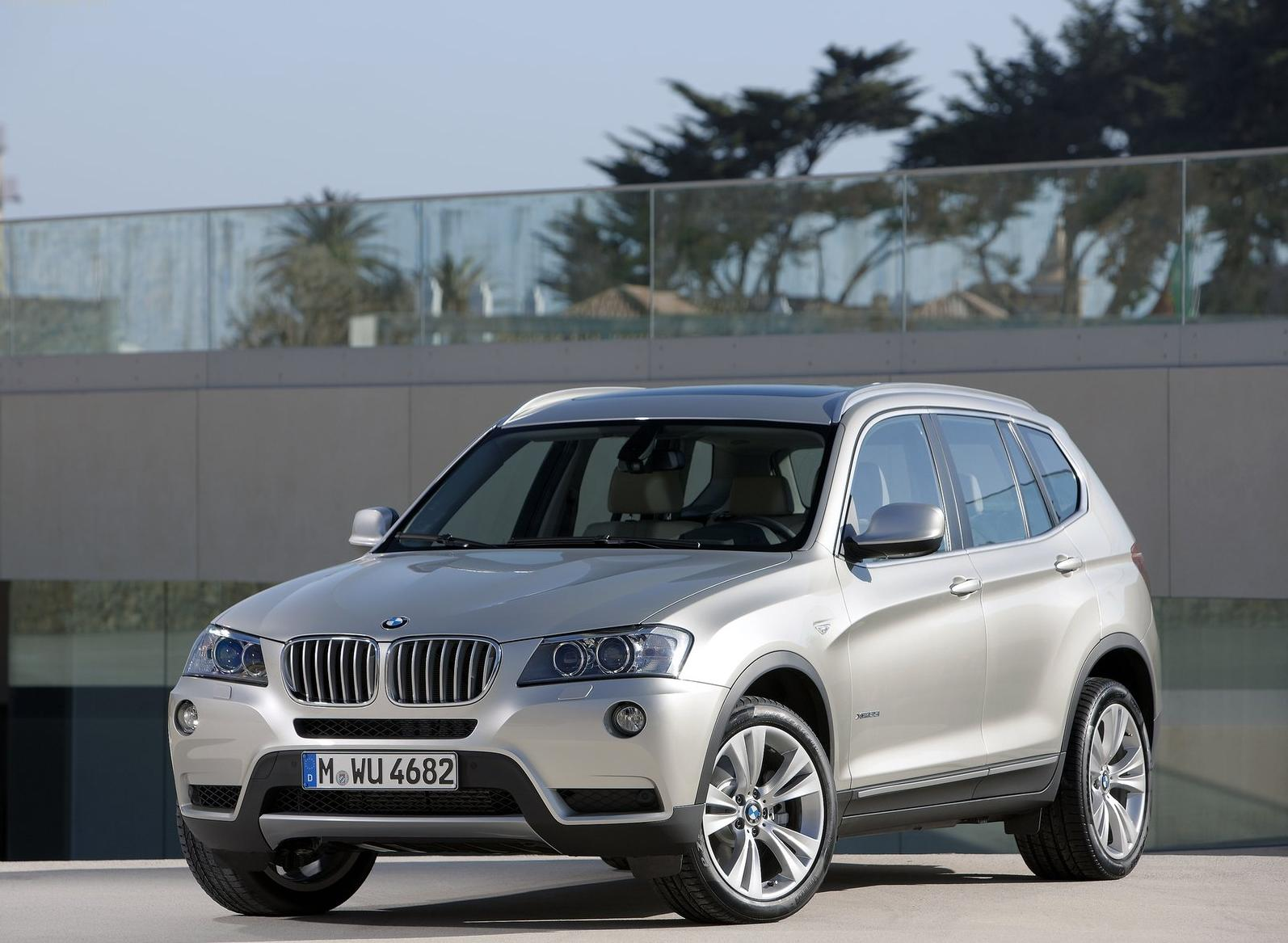 Free Car Repair And Service Manual 2011 Bmw X3