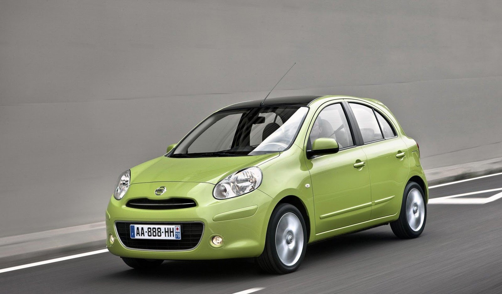 car review photo gallery 2011 nissan micra. Black Bedroom Furniture Sets. Home Design Ideas