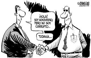 Honduras corruption