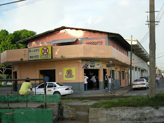 Pool hall, La Ceiba, Honduras