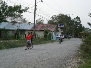 bicycles, El Porvenir, Honduras