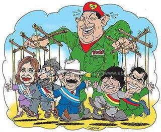 Chavez puppets