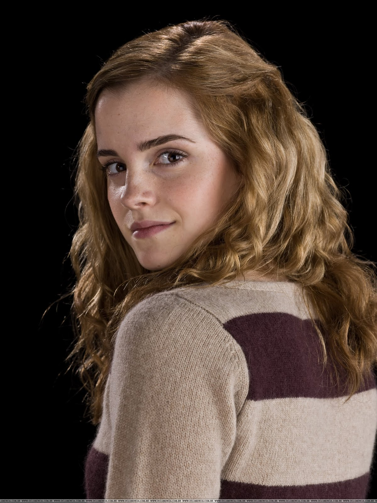 Emma watson updates emma watson new promotional hbp pictures - Qui est hermione granger ...