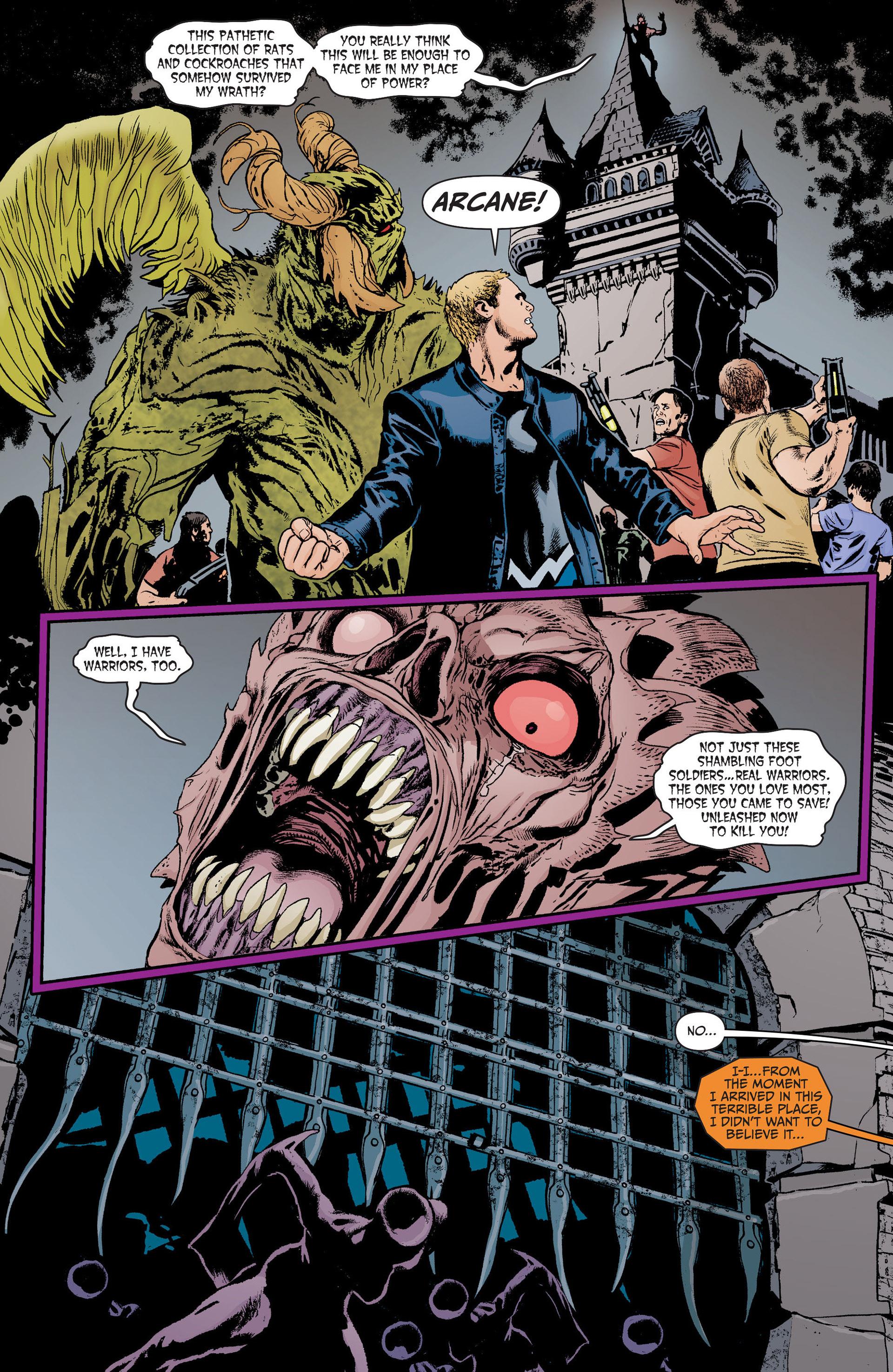 Read online Animal Man (2011) comic -  Issue #17 - 20