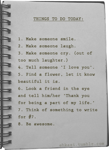 Things to do for a guy you like