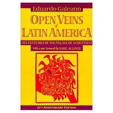 open veins of latin america book las venas abiertas de america latina portada