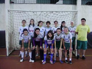 A Equipe de Futsal Feminino de Xaxim 2e6d823467cf4