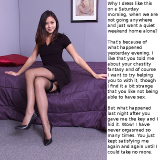 mistress captions Cuckold