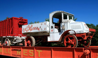 Justacargal Antique Circus Wagon Collection In Wisconsin