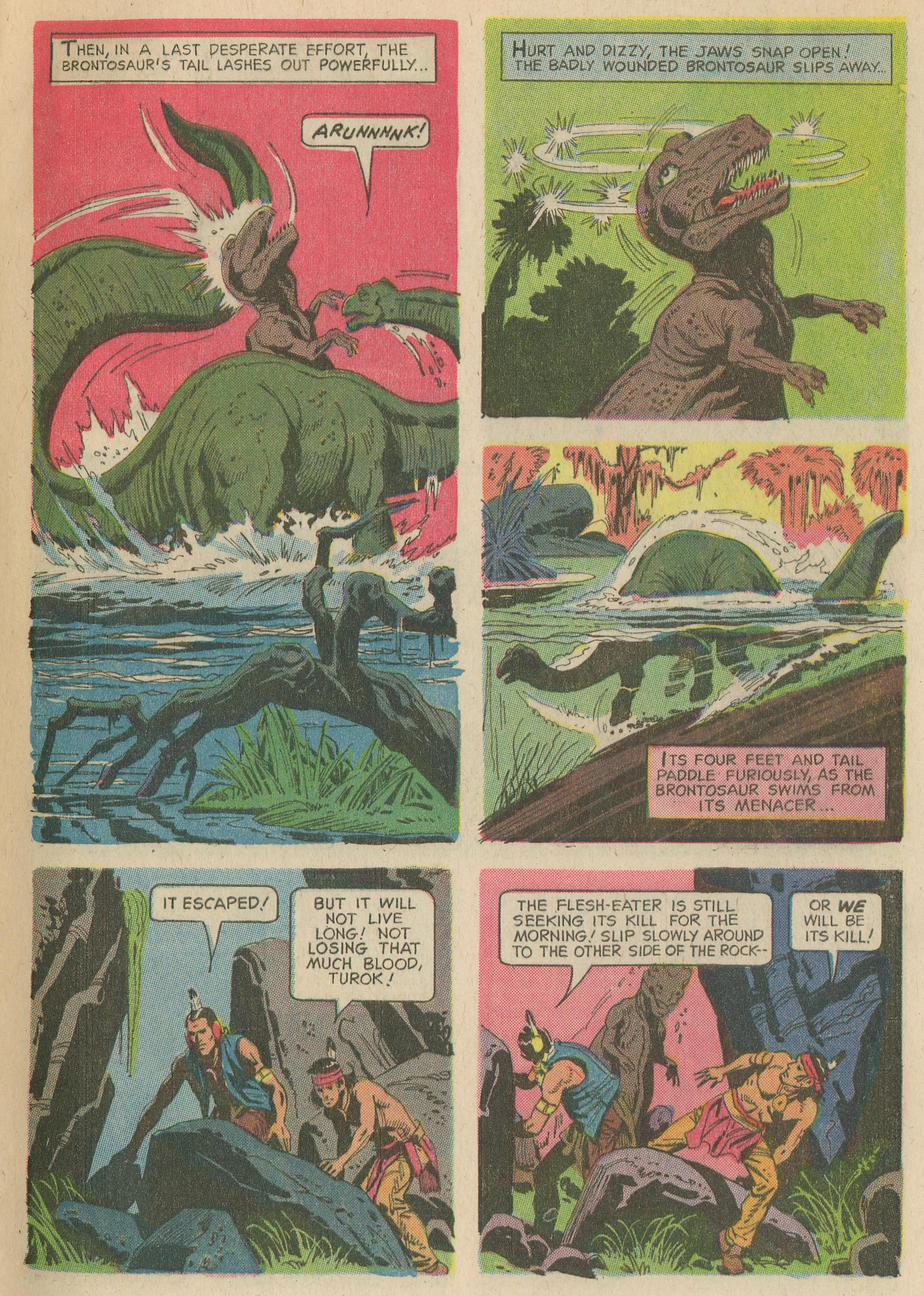 Read online Turok, Son of Stone comic -  Issue #65 - 5