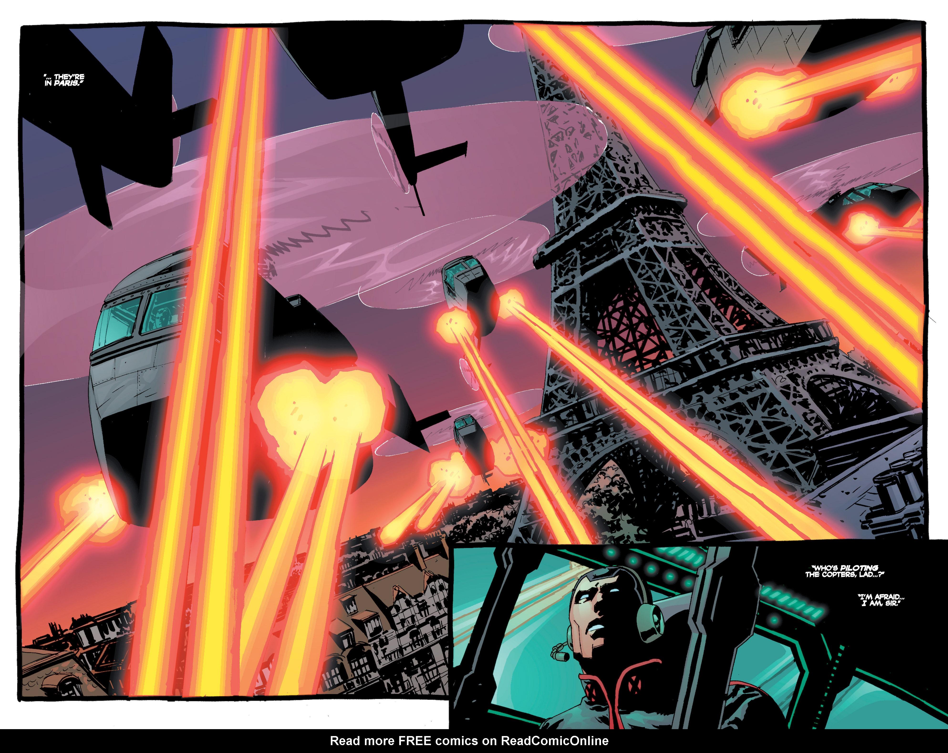 Read online Uncanny X-Men (1963) comic -  Issue #405 - 11