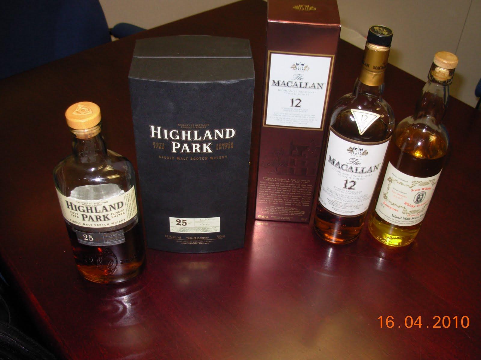 Jason s Scotch Whisky Reviews April 2010