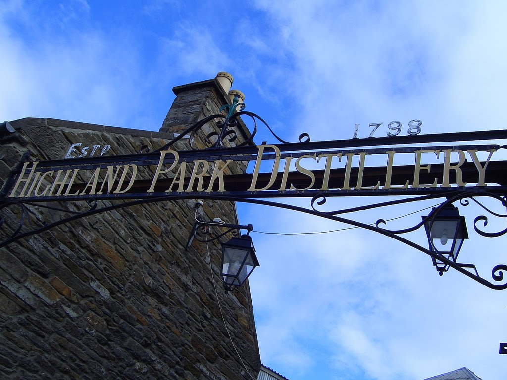 Jason 39 s scotch whisky reviews review highland park 15 year old single malt scotch whisky - Highland park wallpaper ...