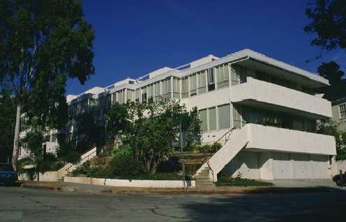 Ucla History Neutra S Landfair Apartments