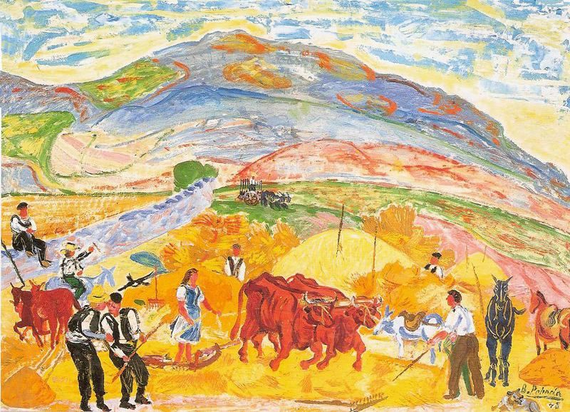 Resultado de imagen para BENJAMIN PALENCIA pinturas