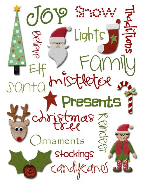 Sassy Sites!: FREE Christmas Printables!