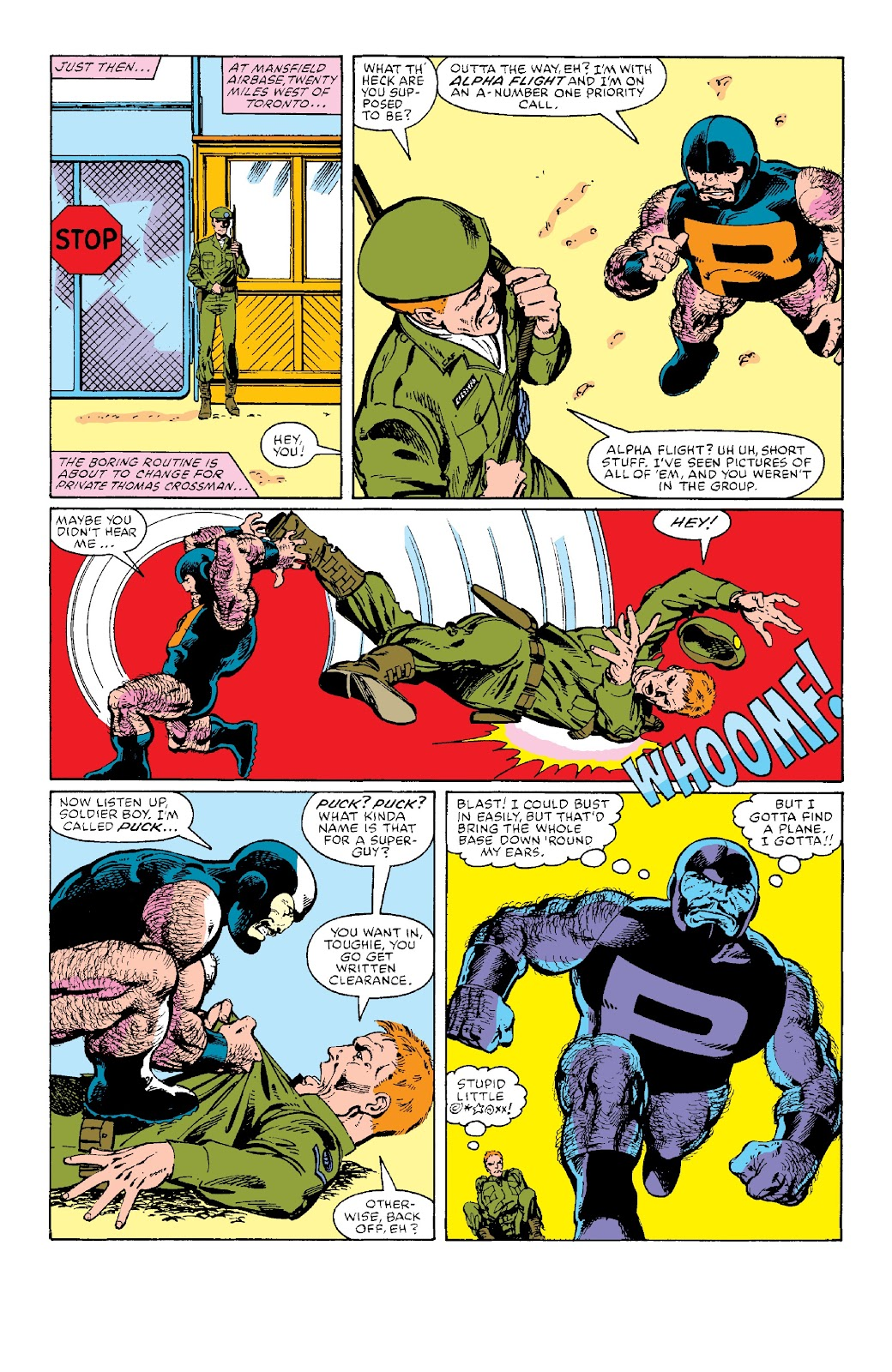Alpha Flight (1983) issue _Facsimile_Edition_1 - Page 31