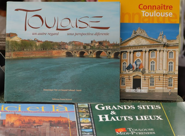 Books about Toulouse