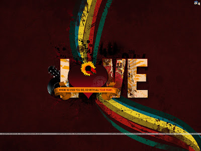 Cute Love Wallpapers with Quotes