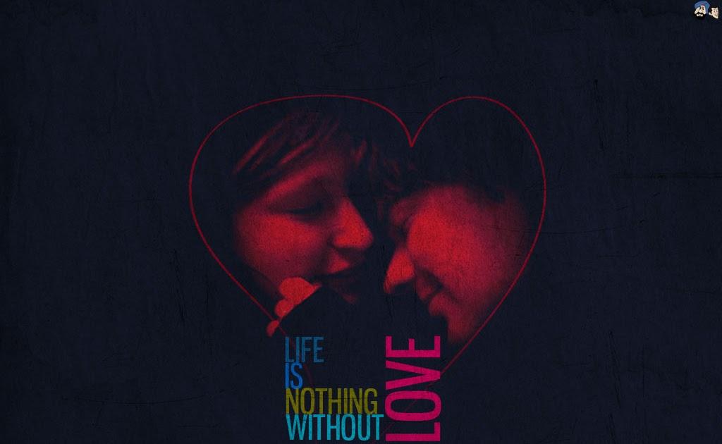 Free Cute Love Wallpapers: Cute Love Wallpapers With Quotes
