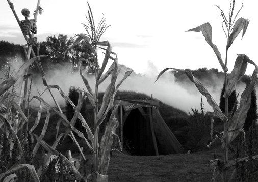 The Vault of Horror: Cruella's Crypt: The Barn of Terror