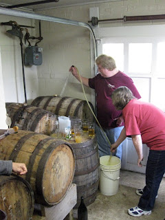 Blending Lambic with the Pyles