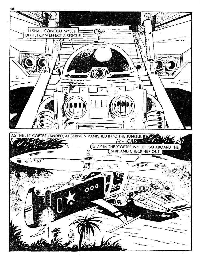 Starblazer issue 30 - Page 46