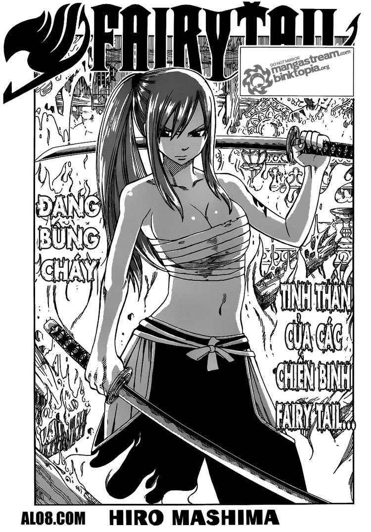 Fairy Tail chap 235 trang 1