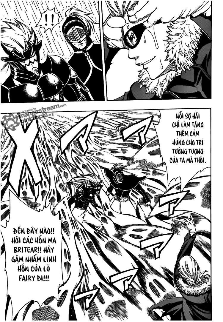 Fairy Tail chap 235 trang 3