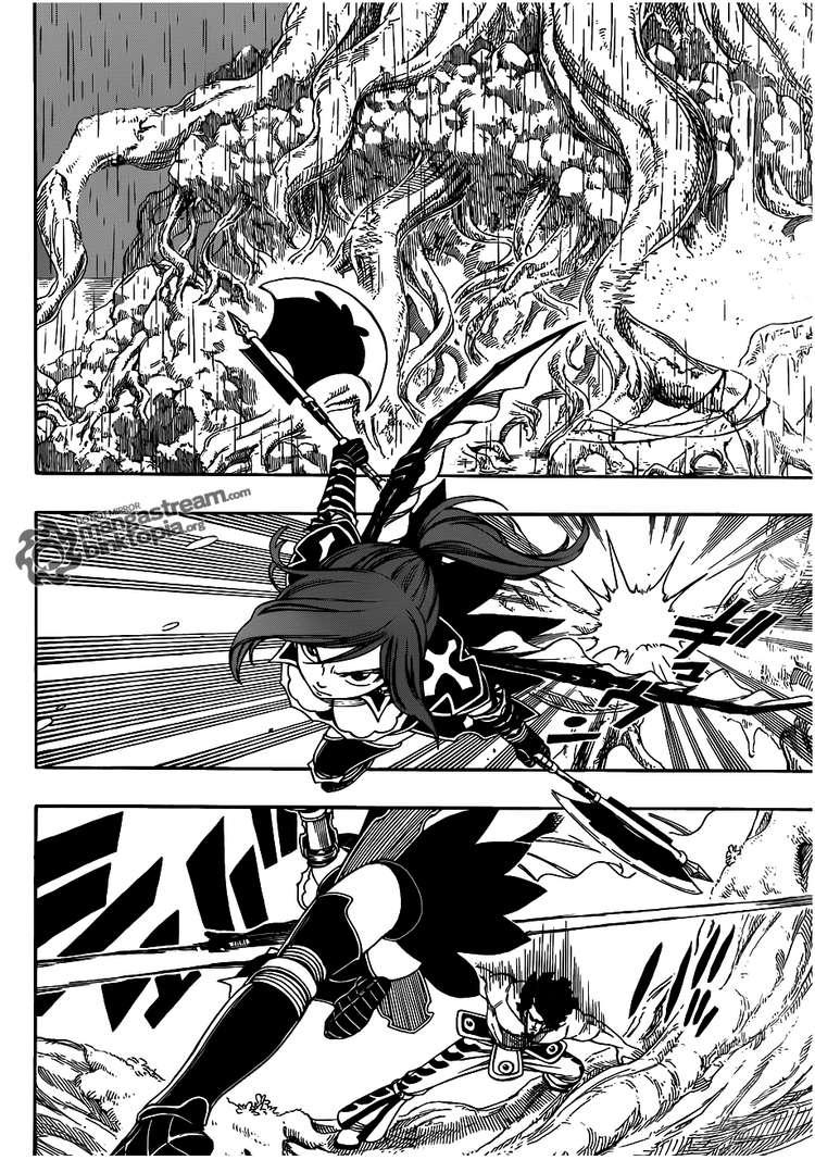 Fairy Tail chap 235 trang 6