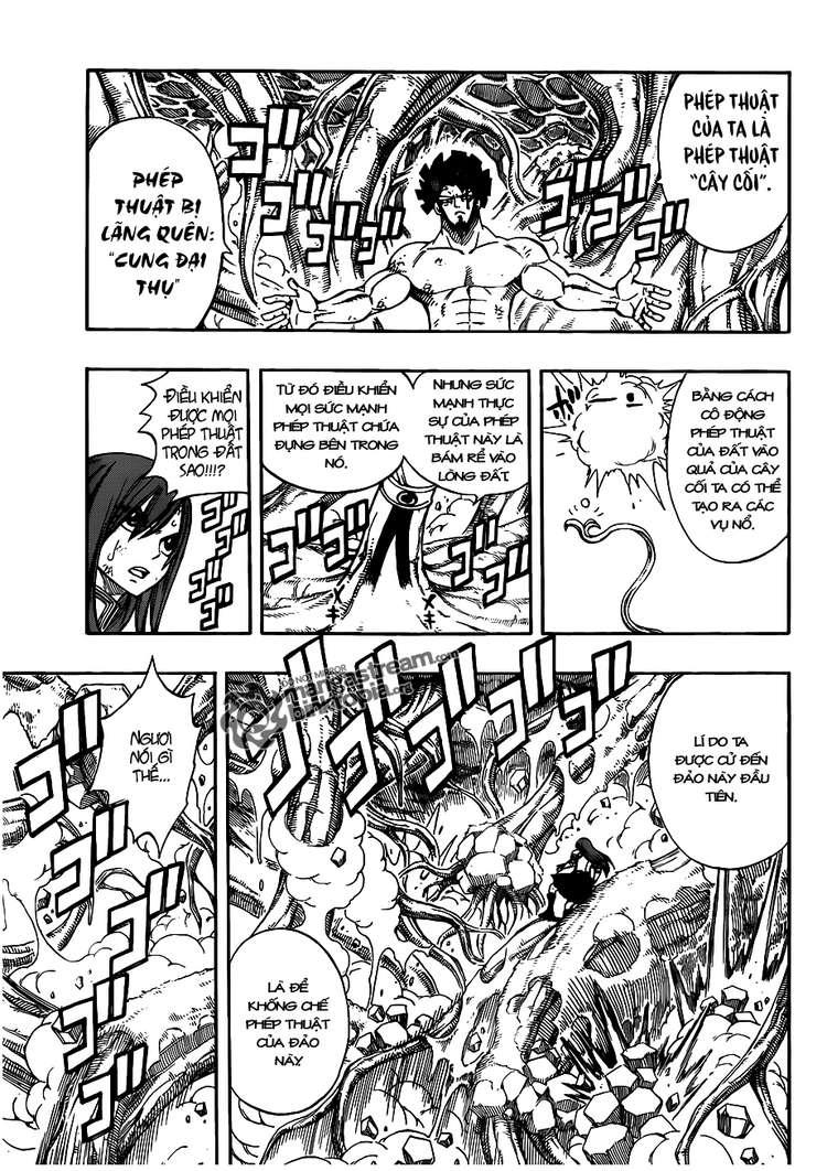 Fairy Tail chap 235 trang 11