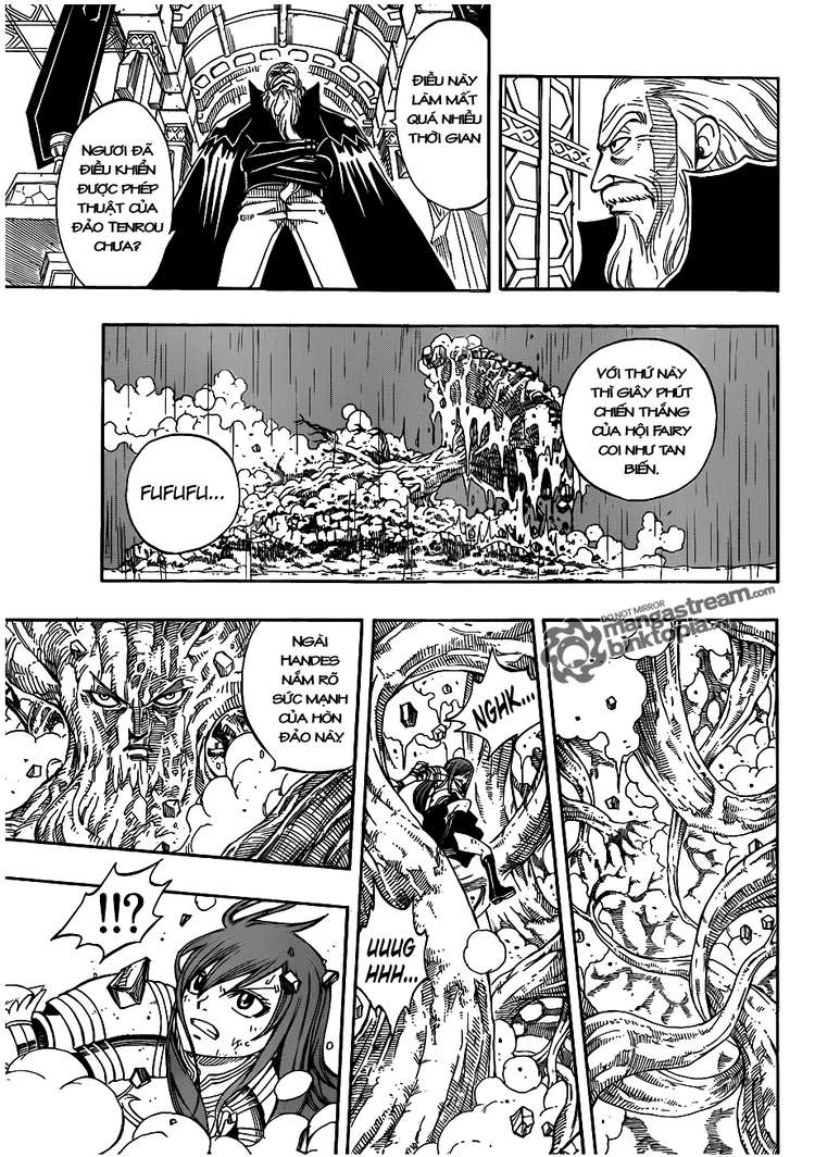 Fairy Tail chap 235 trang 16