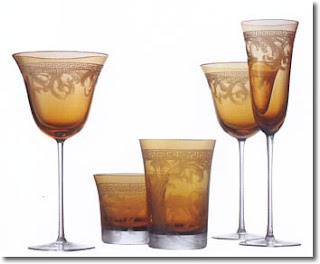 681908b634be Showcase Your Wine with Versace Crystal Stemware