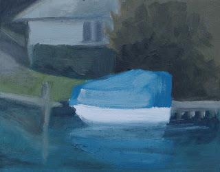 schiffe malen mit acryl