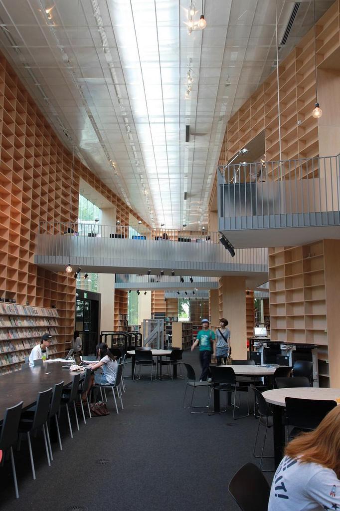 urban lab global cities ulgc musashino art university new library