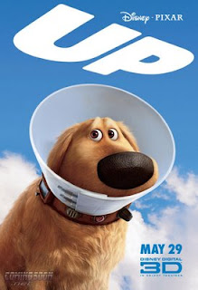 The dog in Dinsey Pixar's UP