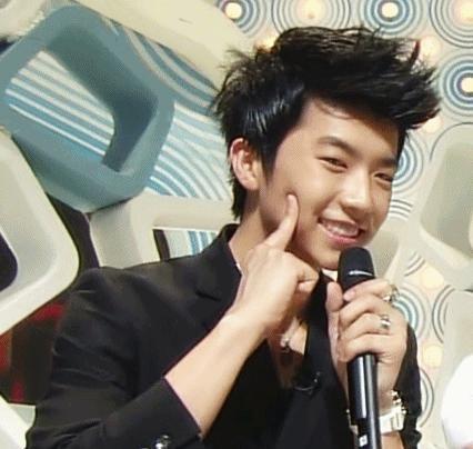 Wooyoung Jang Cute Hairstyles