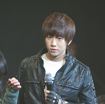 Hair Style Korean Vocalist Wooyoung Jang