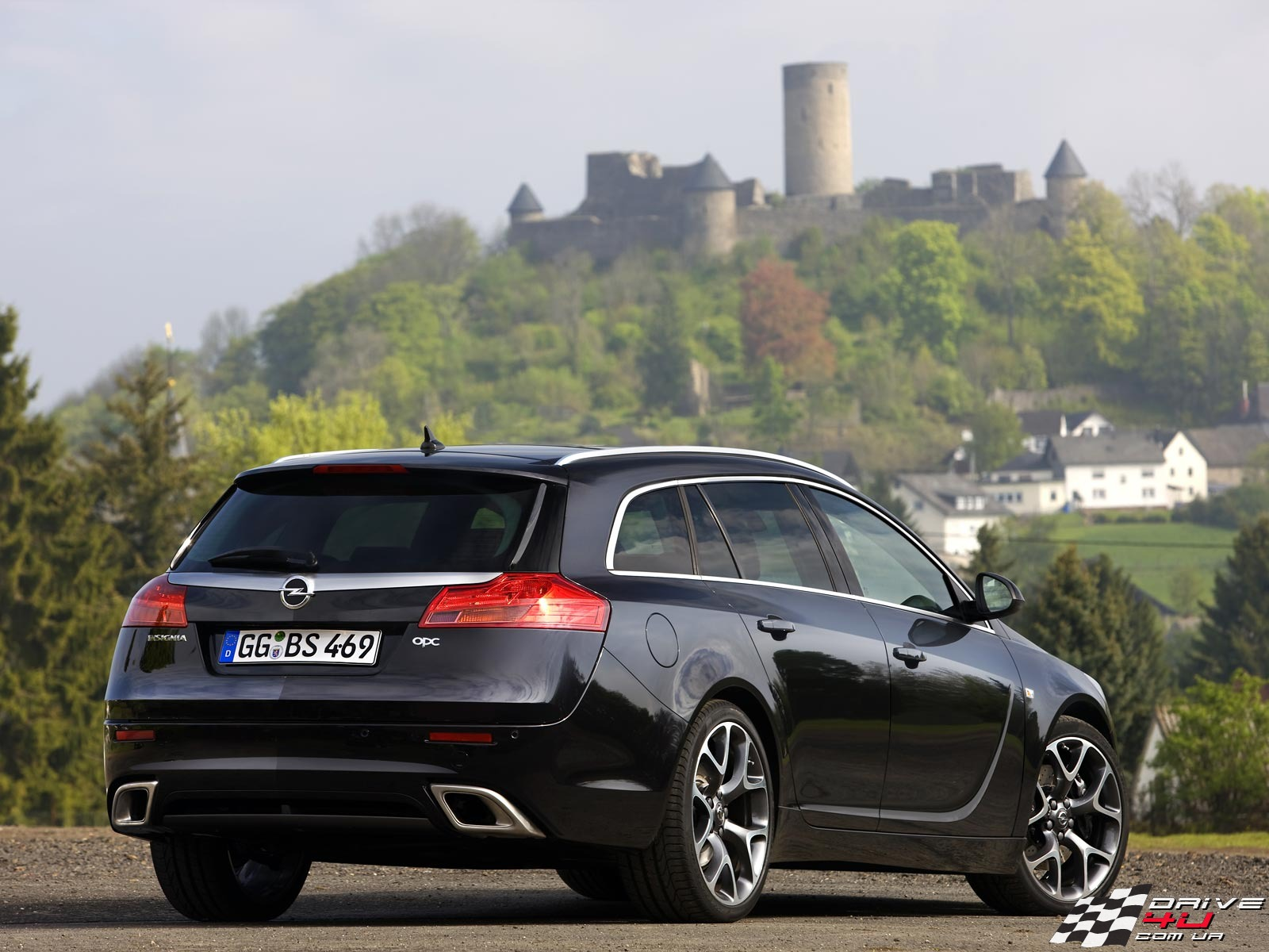 free cars hd wallpapers opel insignia tuning hd wallpapers. Black Bedroom Furniture Sets. Home Design Ideas