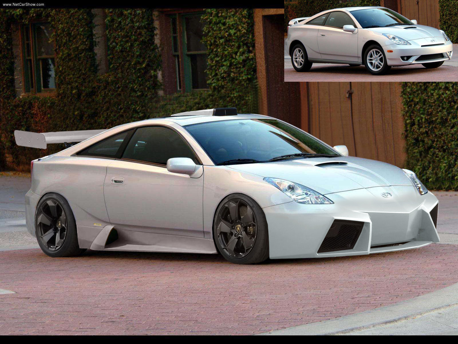 Free Cars Hd Wallpapers  Toyota Celica Modified Car Hd Wallpapers