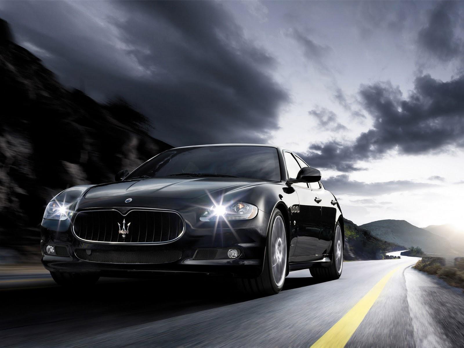 Free Cars Hd Wallpapers Maserati Quattroporte S Sport Car
