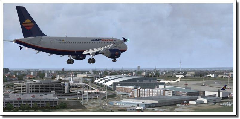 Hamburg Eddh Aerosoft Flight Planner - polvnut