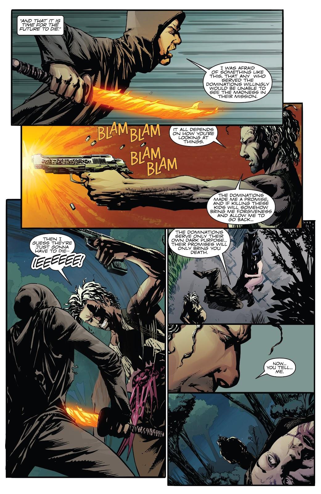 Read online Vampirella Strikes comic -  Issue #6 - 19